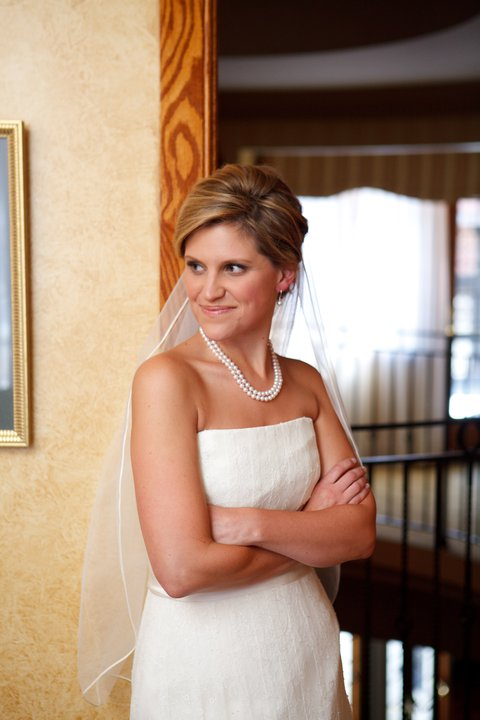 The Pleasantdale Chateau NJ Wedding Hair & Makeup
